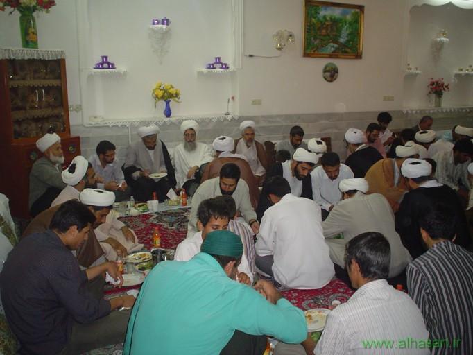 افطاری میلاد امام حسن